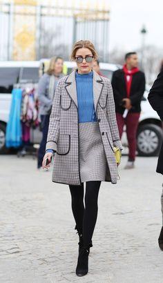 オリヴィア・パレルモをお手本にマンネリお仕事スタイルをアップデート!   FASHION   ファッション   VOGUE GIRL