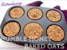 When I eat my humble honey baked oats, I want crunchy tops with a moist inner texture, not too soft and not too hard, and obviously golden brownish in appearance. And then I keep measuring, adding and removing the recipe ingredients until I am totally satisfied with the outcome.