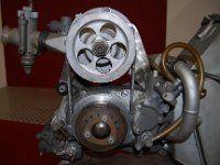 Kreidler Meo compressor motor
