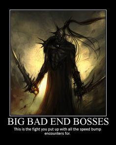 Big Bad End Bosses