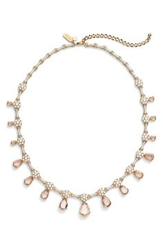 kate spade new york 'at first blush' necklace available at #Nordstrom