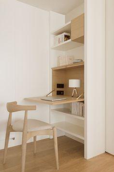 Home Room Design, Home Office Design, Home Office Decor, Home Decor, Apartment Interior, Apartment Design, Smart Furniture, Furniture Design, Home Office Closet