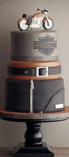 tortas decoradas para hombres de adultos