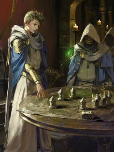 Scholars at the Arcbrook College practice more than just arcane arts, some nobles come to the college to experience the tactics schools as well as other subjects such as science or history as well as engineering and politics.