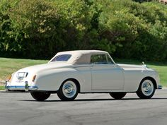 rolls-royce-silver-cloud-i-drophead-coupe 1959