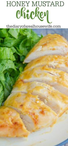 This Honey Mustard Chicken is one of the best. So simple to make and so much flavor.