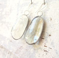 Hey, I found this really awesome Etsy listing at https://www.etsy.com/listing/158553434/large-clear-glass-dangle-earrings