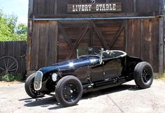 Ford : Model T roadster 1927 Ford Track Roadster H - http://www.legendaryfinds.com/ford-model-t-roadster-1927-ford-track-roadster-h/