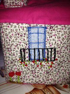 Mi casita porta pañuelos
