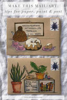 How to use mail-art templates — Naomi Loves - - Normal 0 false false false EN-US JA X-NONE &. Letter Writing, Letter Art, Paper Art, Paper Crafts, Foam Crafts, Mail Art Envelopes, Pen Pal Letters, Cute Letters, Envelope Art