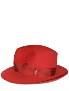 BORSALINO  FELTED HAT