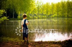 Clipart.com Closeup   Royalty-Free Image of beautiful,boy,child,cute,ecologist,ecology,environment,family,field,free,friendship,fun,green,happy,joy,kid,lake,leisure,light,mornig,morning,nature,outdoor,outdoors,outside,people,space,spring,stand,summer,sunny,vintage,water,young