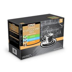 Daily Chef Cappuccino Mix Variety Pack 72 KCups -- Find out more about the great product at the image link.