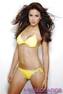 fotos chicas ecuatorianas en bikini