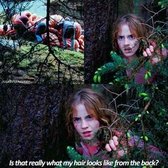 The Prisoner of Azkaban- Hermione asking the important questions.