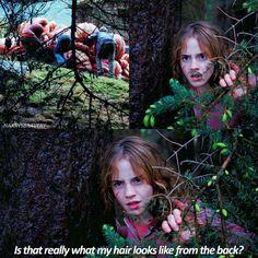 Haha, Hermione in the Prisoner of Askaban
