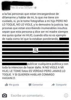 MADRE ACUSADA DE ABUSAR DE SU HIJO DESMIENTE LA DENUNCIA Y AFIRMA HABERLE TOMADO FOTOGRAFÍAS - SANTA ELENA DIGITAL