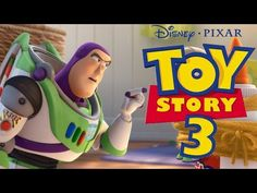 Toy Story 3 Game - Haunted Bakery - Sheriff Woody - Buzz Lightyear