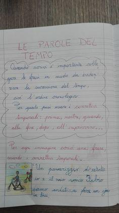 Laboratorio di scrittura: i connettivi-Classe Terza- Italiano-Maggio - Maestra Anita Home Schooling, Preschool, Bullet Journal, Teaching, Education, 3, History, Alphabet, Teachers