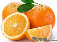 Mẹo làm đẹp bằng cam tươi