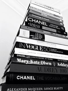 Paint the risers of a staircase with the spine of favorite books.