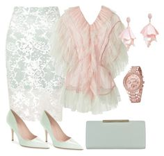 Untitled #130 by bluemoonfashionboutique on Polyvore featuring polyvore, fashion, style, Supersweet, Miss Selfridge, Kate Spade, Ted Baker, Oscar de la Renta Pink Label and clothing