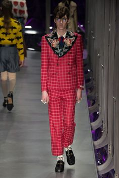 Gucci | Ready-to-Wear - Autumn 2017 | Look 53