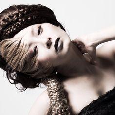 photography maru model chika hair&make etsuco