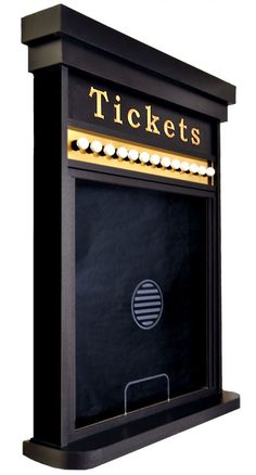 ticket booth antique - Google Search