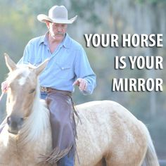 Your horse is your mirror.... Do you like what you see? Check out Geneviève Benoit, Licensed Parelli 3-Star Instructor at www.vifargent.com