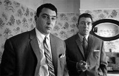 The Kray Twins #Krays #Kray_Twins #Crime