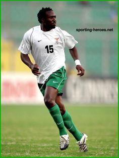 Kampamba Chintu - Zambia - African Cup of Nations 2008