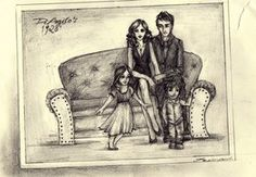 Maria Di Angelo and Hades, with Bianca and Nico Di Angelo. What if Nico had this picture in his pocket and every time he felt sad he looked at it and saw his family all together? The thought makes me wanna smile and cry at the same time. Percy Jackson Fandom, Percy Jackson Books, Will Solace, Solangelo, Percabeth, Son Of Hades, Oncle Rick, Tio Rick, Leo Valdez