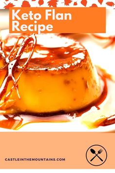 Rich Low Carb Sugar Free Flan Recipe - How to Make Keto Flan. This rich and creamy dessert is adapted from the taste of Old Mexico to delight your low carb loving tatsebuds. #easyketodessert #mexicanketodessert Mexican Dessert Recipes, Keto Dessert Easy, Keto Desserts, Sugar Free Flan Recipe, Traditional Mexican Desserts, Vanilla Flavoring, Low Carb Recipes, Good Food, Mexico