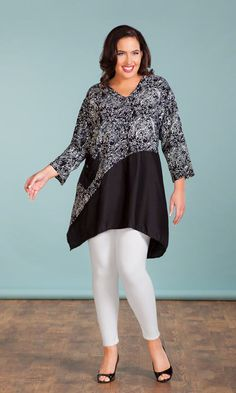 c65461aa2269f7 BERNICE TUNIC  amp  LEGGINGS