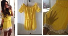 a Silk Skirt, Dress Skirt, Summer Dresses For Women, Club Dresses, New Woman, Yellow Flowers, High Waisted Skirt, Female, Lace