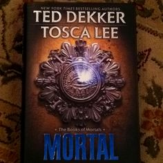 Ted Dekker is one of my favorite authors...can't wait to read this.
