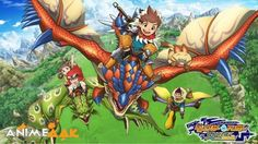 Monster Hunter Stories Ride On 02 - 10Bit - 720p Eng Sub