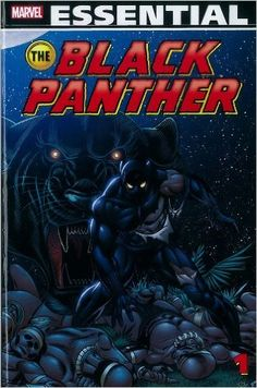 Amazon.com: Essential Black Panther - Volume 1 (9780785163237): Don McGregor, Jack Kirby, Rich Buckler, Gil Kane, Billy Graham, Keith Pollard: Books