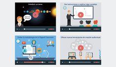 Te damos algunas ideas para utilizar videos en el aula y recopilamos las mejores herramientas TIC para que realices tus propias creaciones.