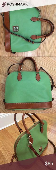 Dooney&Bourke handbag Excellent condition Dooney&Bourke lime green handbag Dooney & Bourke Bags Satchels