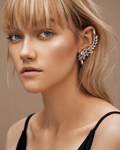 Wacom Intuos, Adobe Photoshop Lightroom, Makeup Art, Editorial Fashion, Fashion Photography, Pearl Earrings, Behance, Magazine, Beauty