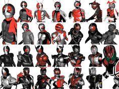 仮面ライダー Hero Tv Show, Japanese Superheroes, Kamen Rider Series, Creature Design, Movies Showing, Power Rangers, Live Action, All Star, Movie Tv