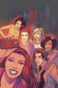 A must-have one-shot! The perfect primer for the CW Riverdale series! Learn the secrets and hidden tales from the summer before the eternal love-triangle begins in this special issue, which features f
