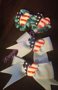 Patriotic Mickey bows!