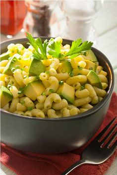 How could you go wrong with this Avocado Mac and Cheese recipe for ...