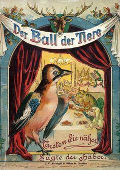 Der Ball der Tiere.