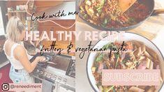 This video is part of my new recipe series, where I share with you some of my favourite healthy affordable recip. New Recipes, Cooking Recipes, Healthy Recipes, Healthy Cafe, Lunch Ideas, Easy, Cooker Recipes, Healthy Eating Recipes