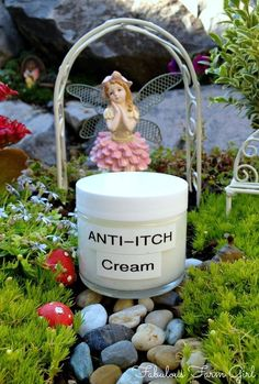 Miracle Anti-Itch Cream by FabulousFarmGirl. Fast-acting, long-lasting itch relief. Works better than anything from the store.