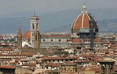 Firenze - birthplace of Ezio Auditore (Assassin's Creed II/Brotherhood)